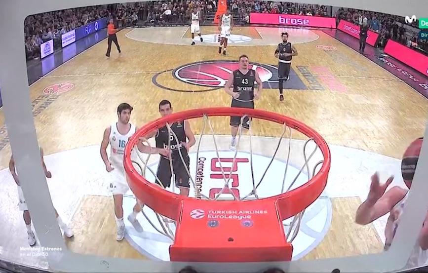 Brose Basket real Madrid